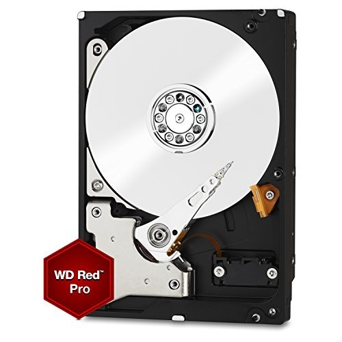 western digital red pro 2tb 3.5-inch sata iii 7200rpm 64mb c