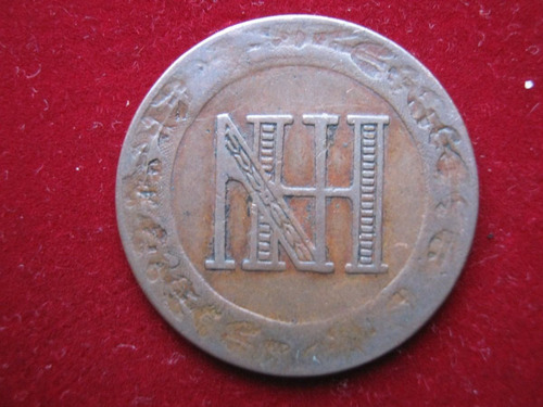 westfalia 5 cent 1809 de jeronimo bonaparte