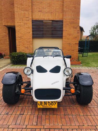 westfield sport car motor 2.0 blanco