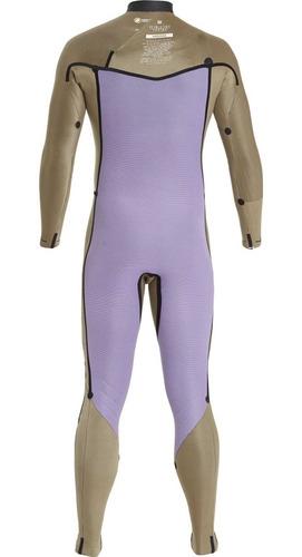 wetsuit billabong revolution d- bah 3/2m talla l nuevo