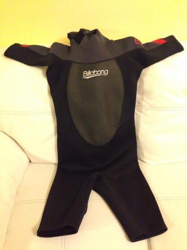 wetsuit billabong talla 14