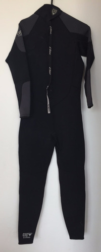 wetsuit, traje de neopreno evo elite medium
