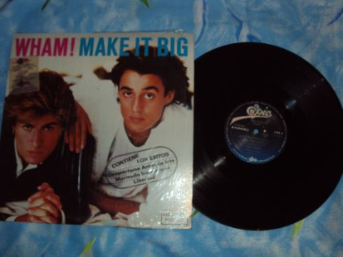 wham make it big   lp