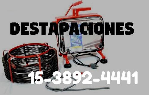 whatsapp 1538924441 destapaciones en   longchamps