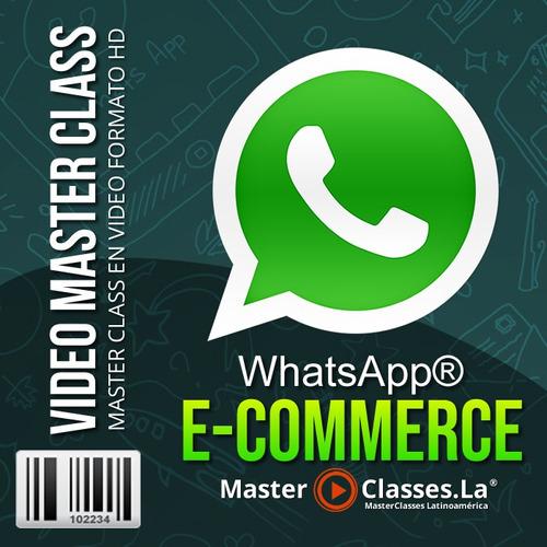 whatsapp ecommerce strategies