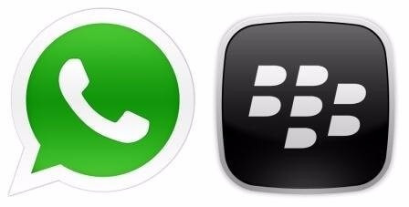 whatsapp para blackberry