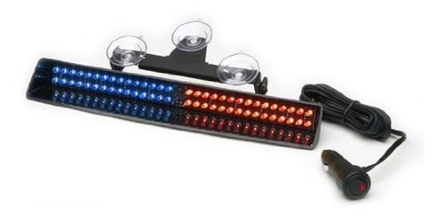 whelen engineering slimmiser serie led light redblue