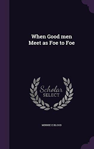 Where can you meet a good man