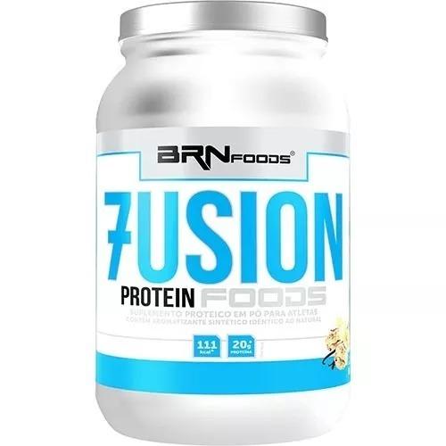 0241c8fbf Whey 7 Fusion 2kg - Melhor Custo Benefício (50% Off) - R  69