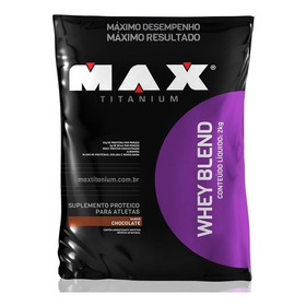 Whey Blend (2000g) Max Titanium