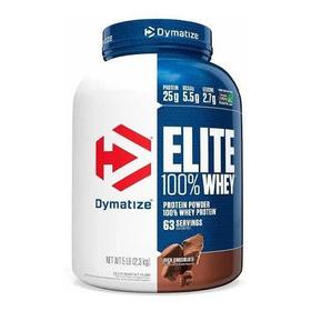 Whey Elite 2,3kg Dymatize Importado