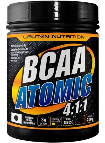 whey express 100% pure + bcaa atomic 200g + creatina express 100g - lauton nutrition