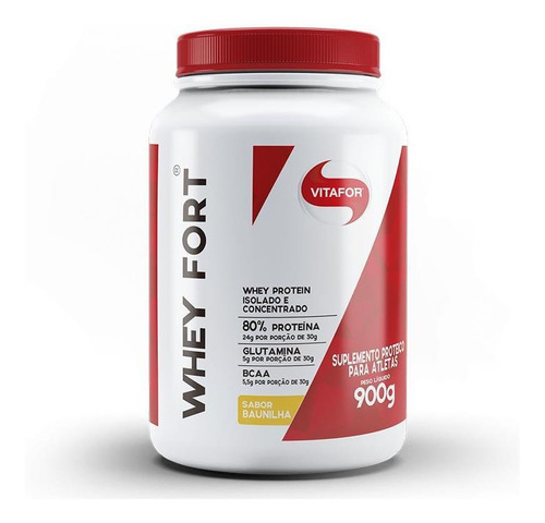 whey fort (900g) vitafor