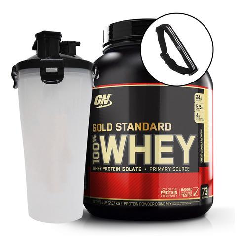 whey gold standard 5 lb - optimum nutrition