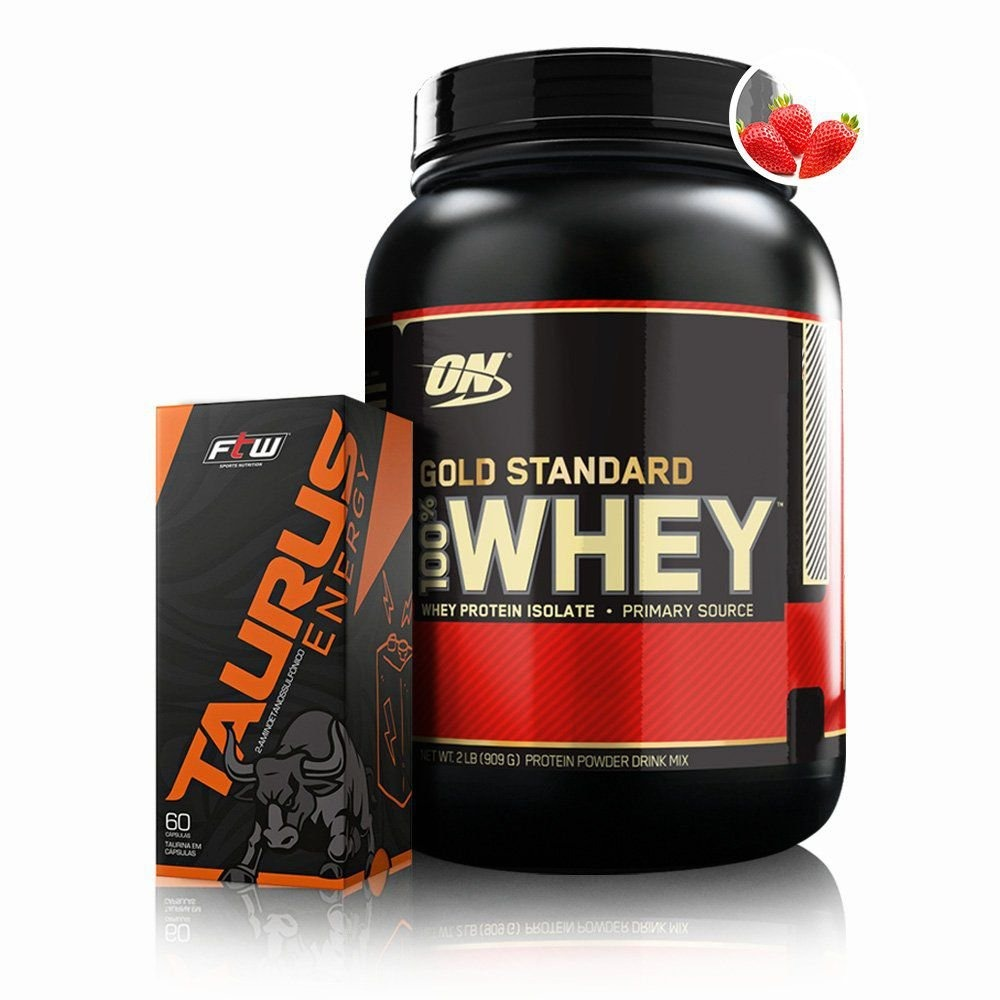 732d64e0d whey gold standard 900g - on   optimum + creatina. Carregando zoom.