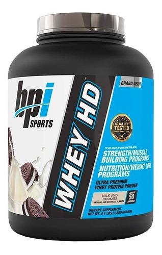 whey hd 4lb proteína limpia envío g - kg a $97450