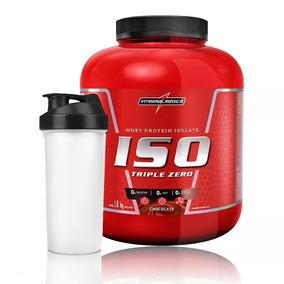 af9107ae9 Iso Triple Integralmedica - Whey Protein Integralmedica para Massa Muscular  no Mercado Livre Brasil