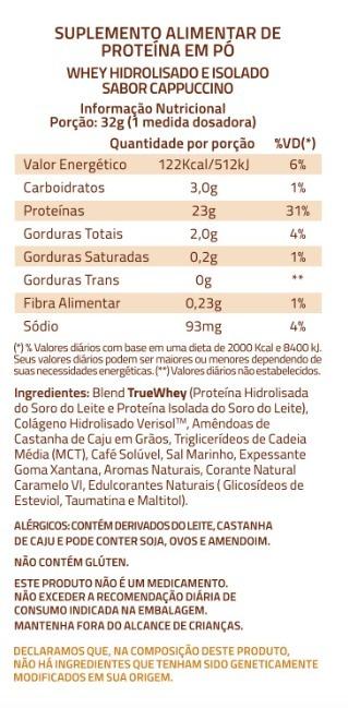 Resultado de imagem para True Whey - True Source Nutrition For Life