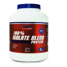 Whey Isolado - 100% Isolado Blend 2kg Sabores- Giants