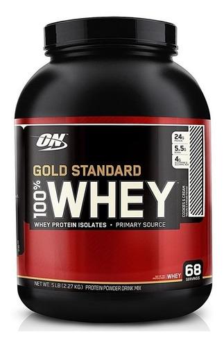 whey optimum nutrition