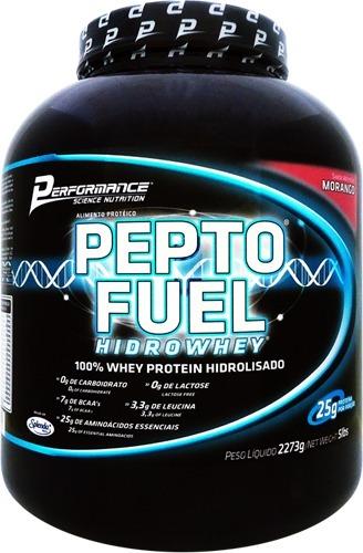 40fe0602e Whey Pepto Fuel Hidrolisado + Iso Palatinose - Performance - R  419 ...