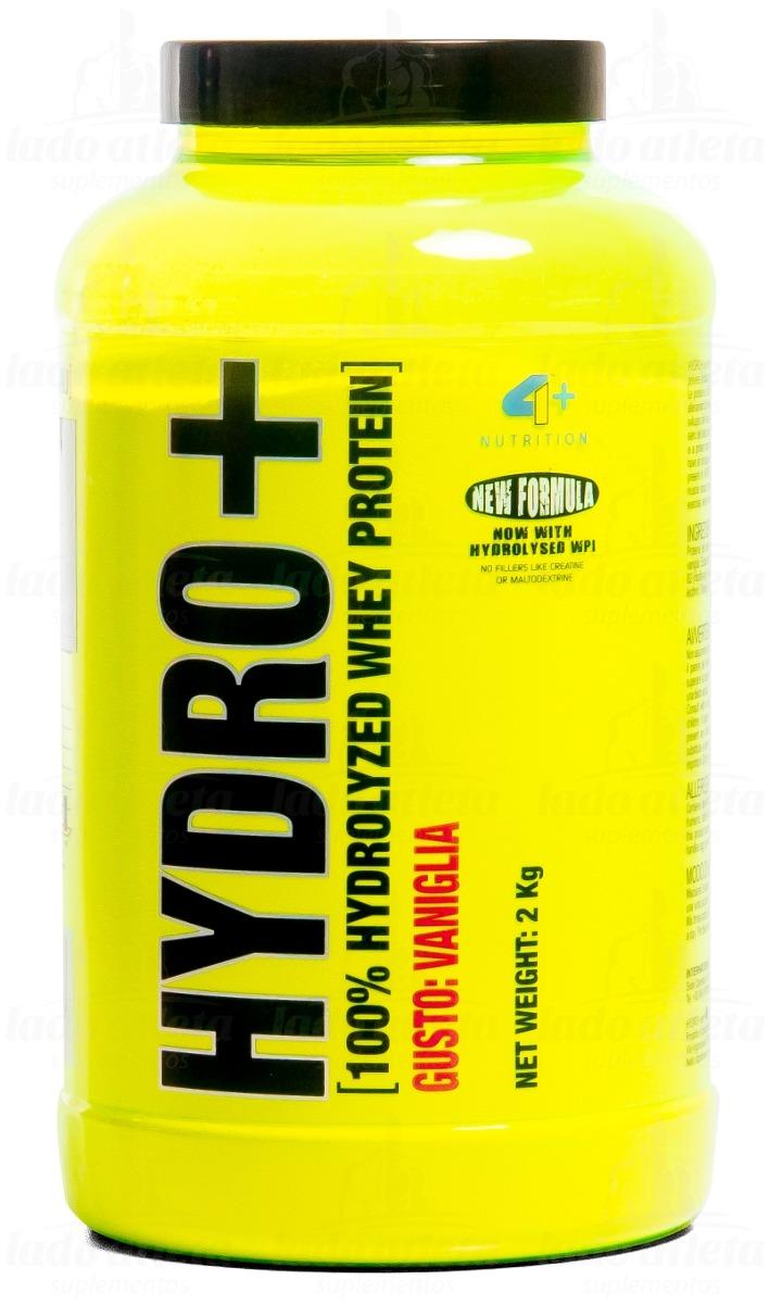 9e380414e Hydro + Whey Hidrolisado 2kg - 4 Plus Nutrition - R  429