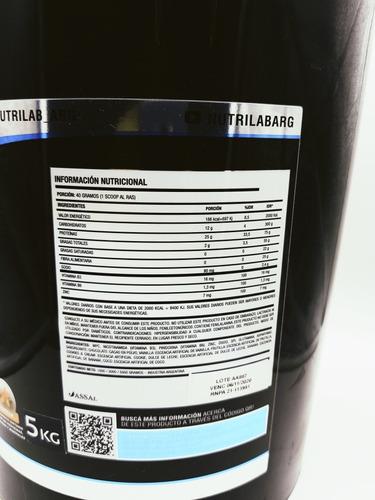 whey pro nutrilab 5 kg premium protein pro