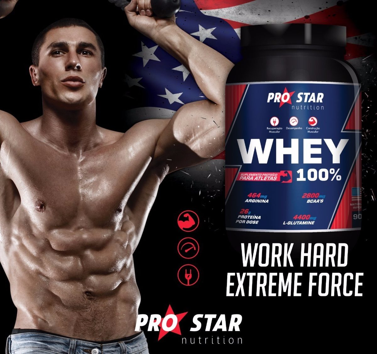 star nutrition whey 100