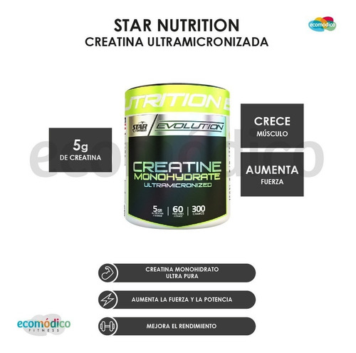 whey protein 3 kg star nutrition + creatina 300 g + vaso