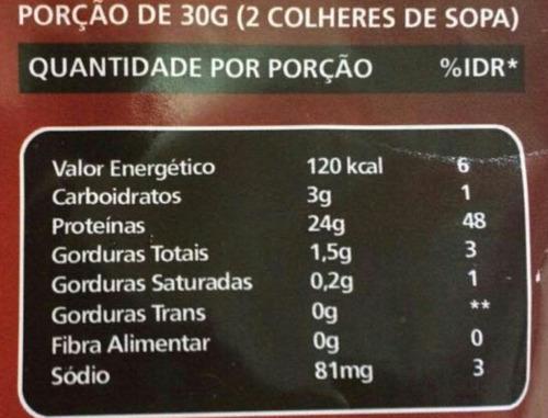 whey protein 3w 4 kilos wey way 3w 5w isolado