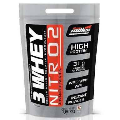 whey protein 3w new mille 1.8kg