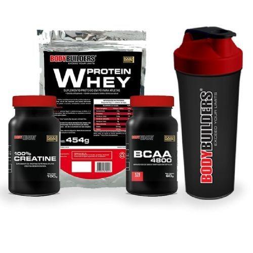 whey protein 454g moran  bcaa 4800 120cap creatine 100g  coq
