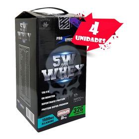 Whey Protein 5w Dark Insane (4 Caixas = 8kg)