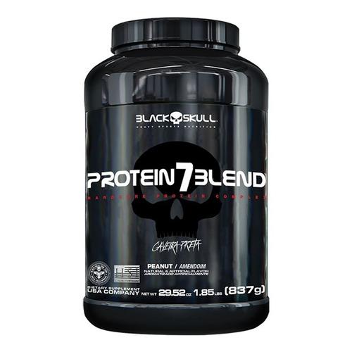 whey protein black skull