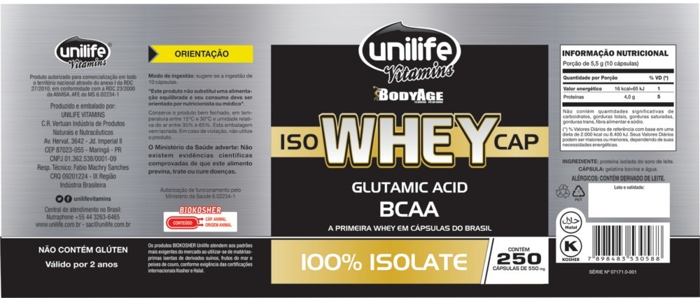3f2abb090 whey protein como tomar isolado whey 750 capsulas beneficios. Carregando  zoom.