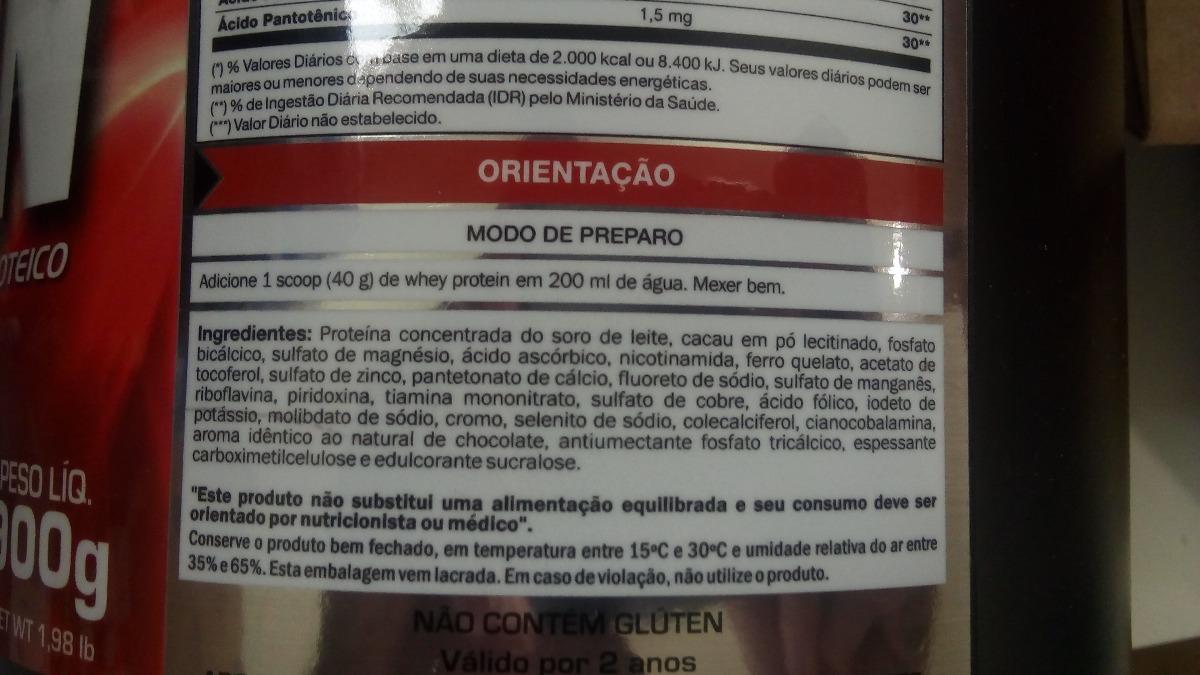 88d28787b whey protein concentrado 100% puro 900g unilife (sabores). 5 Fotos