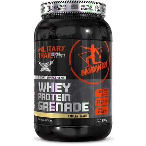 whey protein concentrado midway usa + creatina max titanium