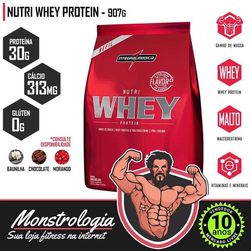 whey protein integralmédica