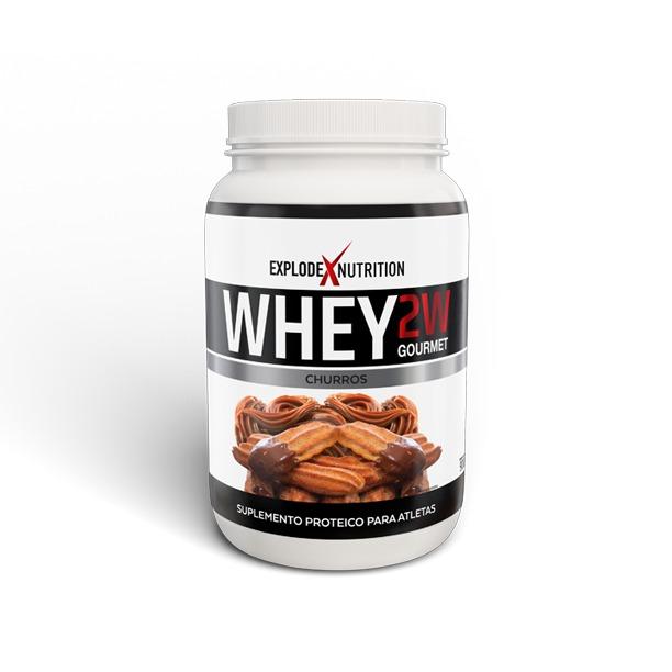 b85b0e29e Whey Protein Isolado 900g + Glutamine + Bcaa - Frete Gratis! - R ...
