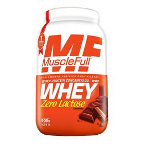 Whey Protein Isolado De Lactose Zero Lactose - Muscle Full