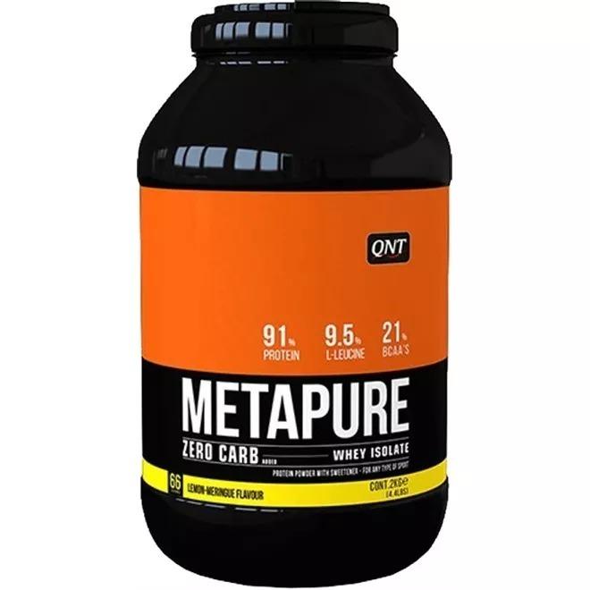 e9dec7262 Whey Protein Isolado Qnt Metapure 2kg Melhor Whey Europeu - R  523 ...