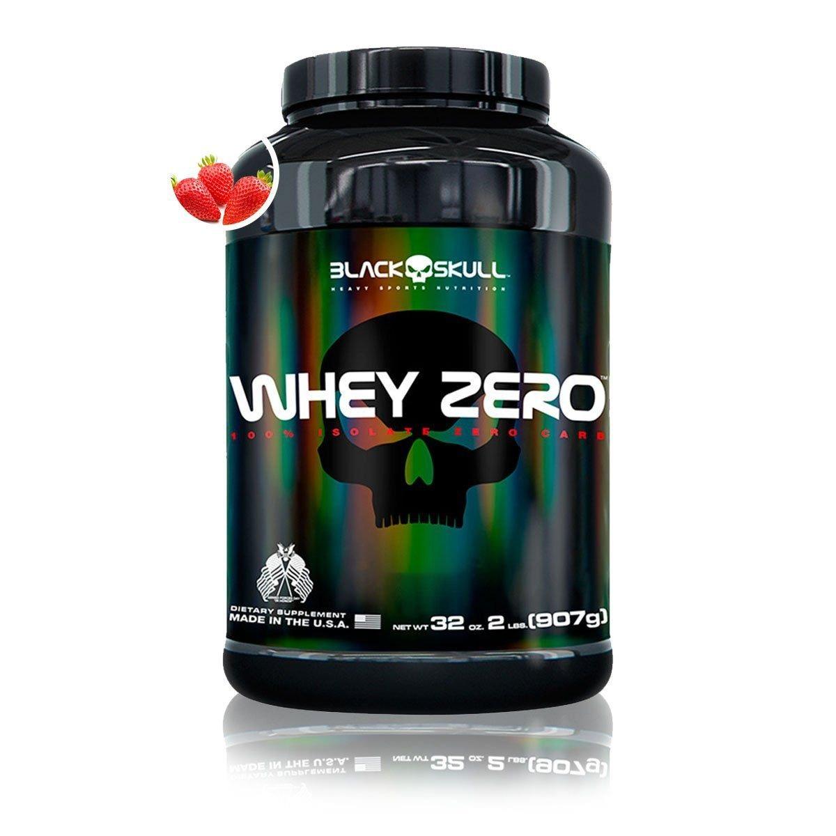 whey protein isolado zero 900g black skull - sabores. Carregando zoom. 0b63b34d6f29b