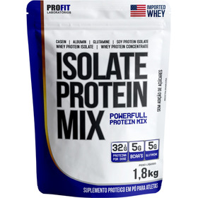 Whey Protein Isolate Mix Refil 1.8kg - Blend Profit Labs