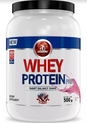 whey protein midway promoção