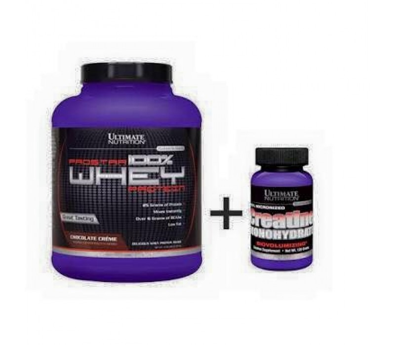 d0fcac549 Prostar 100% Whey Protein (2390g)-ultimate Nutrition Sabores - R ...