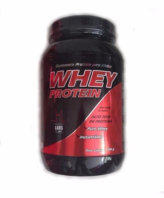 0ad3135fa Whey Protein Pure - 900g - Health Labs - R  50