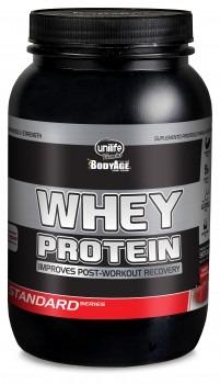 b91f1f07f Whey Protein Standard 900g - Sabor Chocolate Unilife - R  79