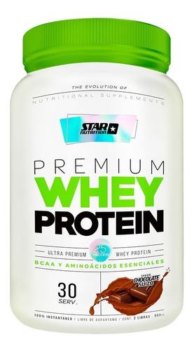 whey protein star nutrition 2 lb ultra premium
