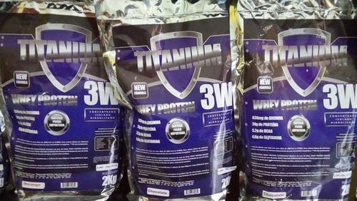 whey protein titanium 3w 2kg