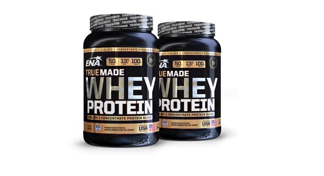 98d5ab16f Whey Protein True Made 2kg. Ena Sport. Isolate + Whey. Dieta ...